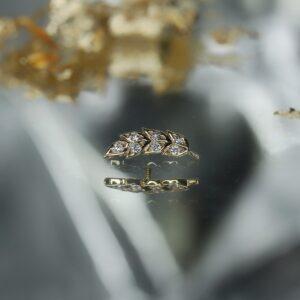 Auris Jewellery - Firebird с бриллиантами